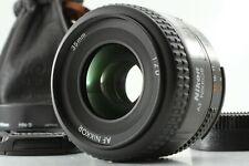 【TOP MINT】 Nikon Nikkor AF 35mm f/2d f/2 D Wide Angle Lens From JAPAN 1080