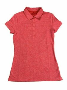 Nike Golf Womens Dri-Fit Victory Texture Polo Shirt 725584-653 2XL NWT $65
