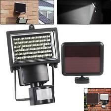 Outdoor Solar Power Motion Sensor Garden Floodlight PIR LED Security Light