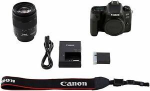 Canon EOS 77D +  EF-S 18-135mm f/3,5-5,6 Nano USM