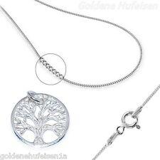 Lebensbaum ANHÄNGER mit KETTE 925 Echt Silber Geschenkidee / z-295