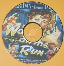 FILM NOIR 255: WOMAN ON THE RUN 1950 Norman Foster, Ann Sheridan, Dennis O'Keefe
