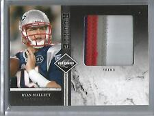 Ryan Mallett 2011 Panini Limited Game Used Jersey Patch Rookie #3/10