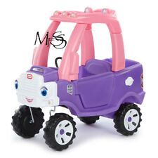 Little Tikes Princess Cozy Truck Cozy Coupe  *   Brand New  *
