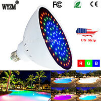 120V/35W Color Changing Swimming Pool LED Light Bulb Replace for Pentair Hayward