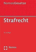 Strafrecht (2017, Taschenbuch)