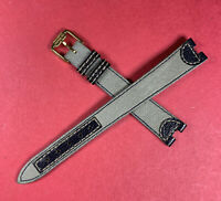 RADO Ladies Swiss Watch Band..#8383G, Gold Plated Buckle..13mm Ends