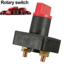 Interruttore Batteria Stacca-Batteria Separatore 100A Not Dal 60V Dc