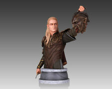 LO HOBBIT THE FIGURE STATUE 1/6 LEGOLAS 19 CM BUST BATTLE OF THE FIVE ARMIES #1