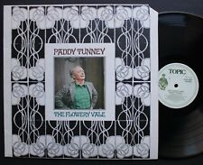 "Paddy Tunney Uk Topic Trad Lp 1976 ""The Flowery Vole"""