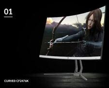 "RAEANTECH CF2476K Curved Gaming Monitor 24"" 16:9 1920x1080 FHD 1800R"