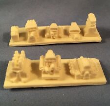 HO Scale Slot Car Blower Engine Stack Style hood Scoops - Lot #6