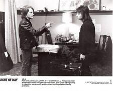 Light Of Day-Joan Jett-Michael J. Fox-8x10-B&W-Still-Drama-Music-VG