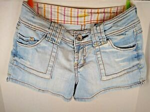 Zana Di Premium Distressed Jean Shorts  Juniors Size 7  Used