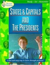 States and Capitals and the Presidents: A Fun and Easy Way to Learn Through Pic