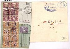 AU83 1963 GB Postage Due *MAIDSTONE KENT* {samwells-covers}PTS