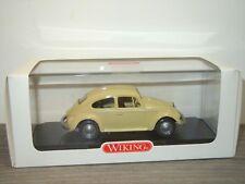 VW Volkswagen Kafer Beetle Limousine - Wiking 1:40 in Box *33431