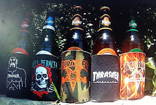 POWELL AND THRASHER MAGAZINE STUBBIE HOLDERS  ***KIT OUT YO BREWS***