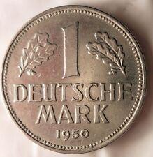 1950 G GERMANY DEUTSCHE MARK - Excellent Vintage Coin - GERMAN BIN #11/6