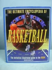 Book: Ultimate Encyclopedia of Basketball by Ron Smith 1996
