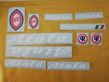 Kit adesivi compatibili Atala campione d Italia BIANCO