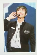 BTS RAP MONSTER fanmeeting special photo card limited venue the wings tour Japan