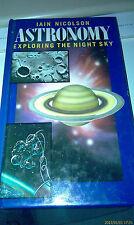 Astronomy by Iain Nicolson (Paperback, 1989)
