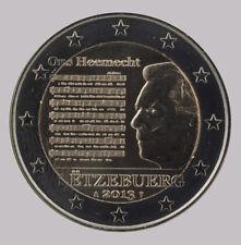 Lussemburgo 2013 - 2 Euro Commemorativa-Lussemburgo INNO NAZIONALE (UNC)