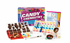 Candy Chemistry Thames & Kosmos Experiment Kit
