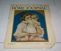 SEPT 1923 LADIES HOME JOURNAL  magazine cover