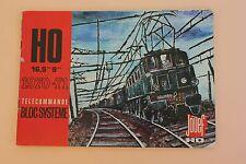 Catalogue train JOUEF Ho année 1970 1971 matic voiture circuit routiers P1020
