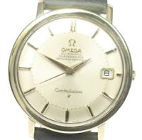 OMEGA Constellation Date Pie Pan Dial cal,561 Automatic Men's Watch_496801