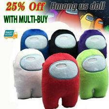 Among Us Game Plush Soft Stuffed Toy Dolls Figure Plushies Kids Xmas Gifts US