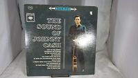 THE SOUND OF JOHNNY CASH LP Columbia Stereo CS 8602 2-Eye 360 Sound VG+ cVG+