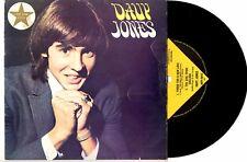 "DAVY JONES (MONKEES) - THEME FOR A NEW LOVE - EP 7"" 45 VINYL RECORD PIC SLV"