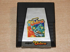 Atari VCS / 2600 - Super Cobra by Parker Brothers