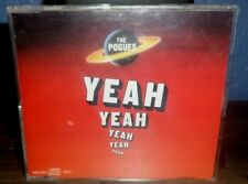 THE POGUES YEAH YEAH YEAH YEAH 3 INCH U.K MINI CD SINGLE HONKY TONK THE LIMERICK