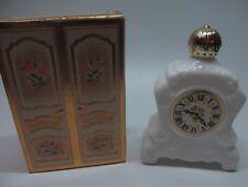 Vintage Avon Leisure Hours Charisma Foaming Bath Oil decanter Collectible Empty