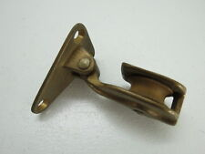 1+1/8 INCH BRONZE DECK PULLEY BLOCK BOAT SHIP BRASS BLOCK TACKLE (#275)