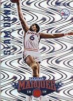 2012-13 Panini Marquee Slam Dunk Legends #7 Julius Erving - NM-MT