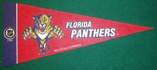 FLORIDA PANTHERS NHL MINI PENNANT, NEW & MADE IN USA