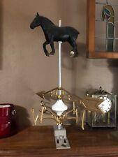 New listing Weathervane Horse Weathervane includes * * * Roof Mount