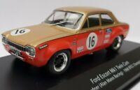 British touring Cars . Ford Escort Mk1 . 1968 Echelle 1/43 neuf en boite souple