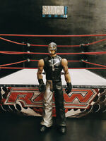 BASIC REY MYSTERIO WWE Mattel action figure raw kid toy PLAY Wrestling 619 rare