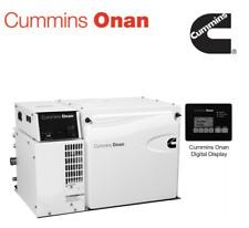 New 7kW Cummins Marine Diesel Generator 7HDKBL 115/230V 50Hz | S/N: J150879457