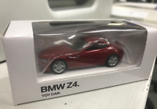 Genuine BMW Z4 1:64 Scale Model Toy Car in Red