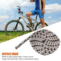 116 Links 7S8 Speed Mountain Bike Chain IG51 Freewheel Shift Chain Steel for MTB