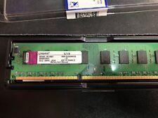 1x Memoria Ram Kingston 2GB KVR1333D3N9/2GB ram memory