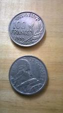 100 FRANCS COCHET 1955