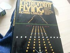 Instrument Flying  by Richard L Taylor 2nd edition ebay uk